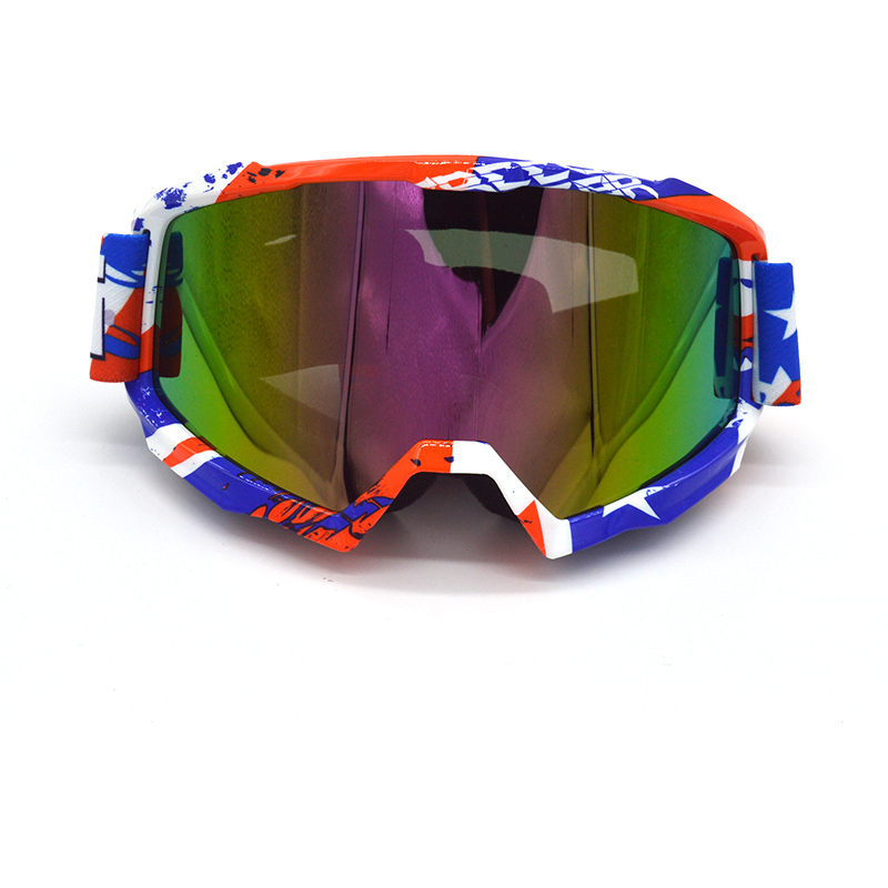 2017 Motocross Off-road Racing Glasses Downhill Dirt Bike Skate Eyewear Winter Ski Snow Motorcycle Atv Mtb Riding Goggles Grade Products According To Quality