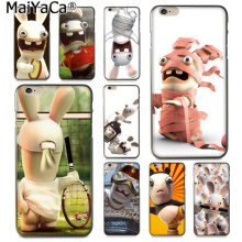 coque iphone 6 lapin cretin