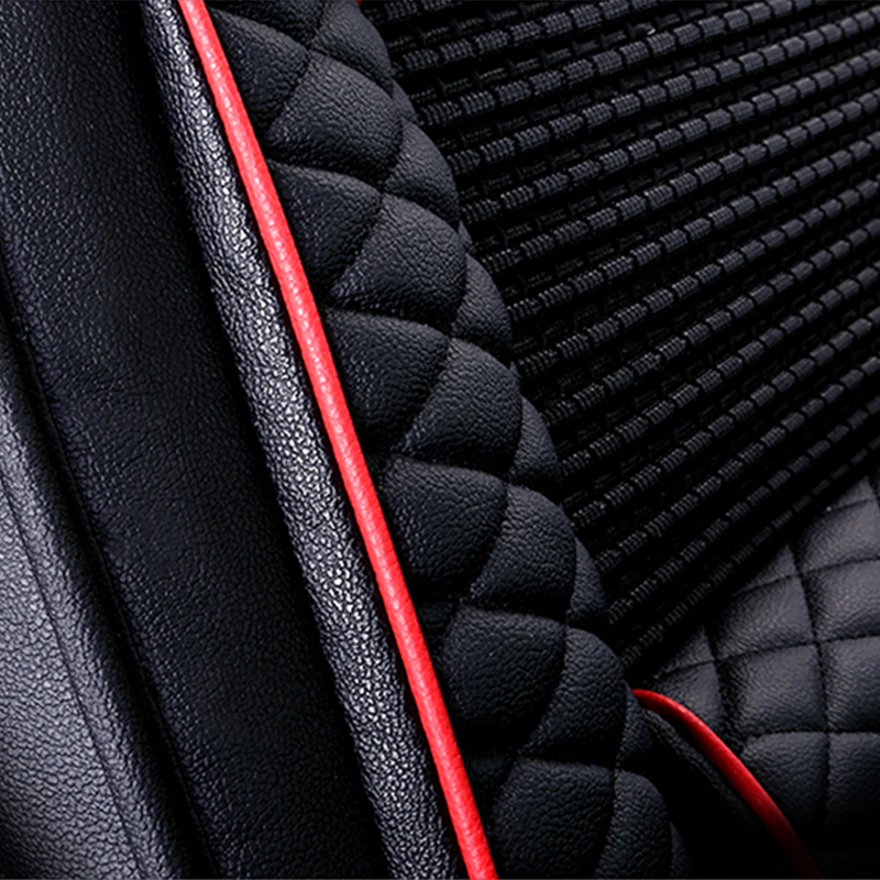 Car Believe Universal car seat cover For peugeot 307 407 bmw f10 e30 passat b5 kia ceed mercedes w203 cover for car vehicle seat