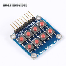 2×4 Keypad 8key Board Matrix Keyboard Button for arduino AVR PIC