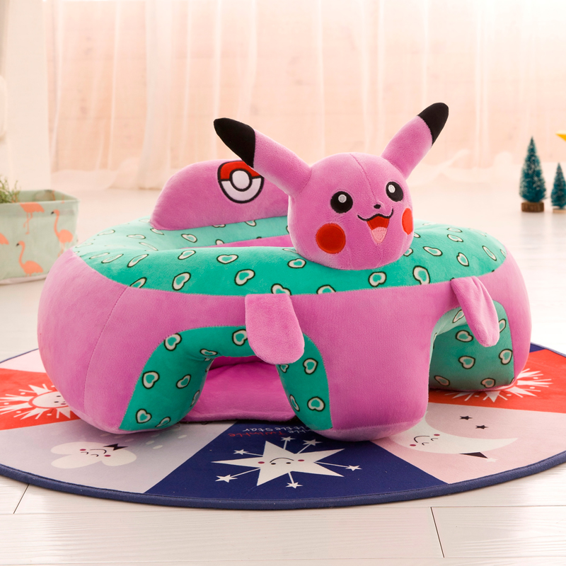 Baby Learning To Sit On The Sofa Anti-fall Training Seat Baby Multi-function Small Seat Bench Waist To Practice Sitting