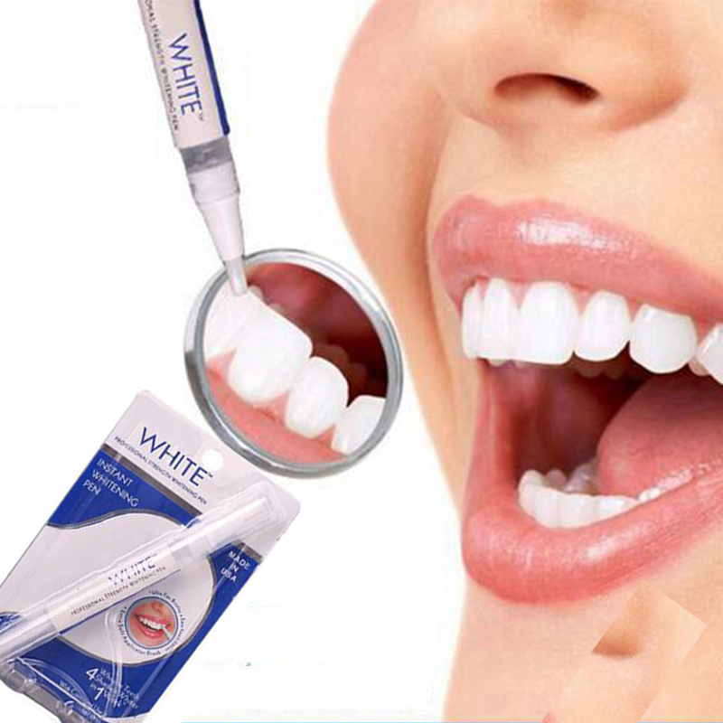 1pc Dazzling White Teeth Whitening Pen Oral Hygiene Cleaning Peroxide Tooth Cleaning Bleaching Dental Teeth Whitener