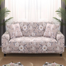 Universal 1/2/3/4 lugares sofá universal estiramento cobrir lugares covers tampa do Sofá Loveseat sofá Funiture casa Natal decoração