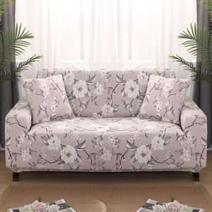 Image 1 - Universal 1/2/3/4 seater universal sofa cover stretch seater covers Couch cover Loveseat sofa Funiture home Christmas decoration