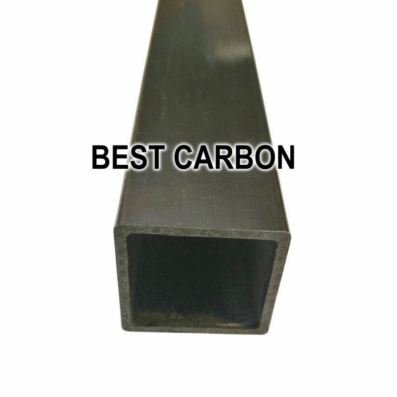 Здесь продается  Pultruded Square OD40mm x ID35mm x 1000mm length Carbon FiberTube, CFK Rohre , carbon fibre pole  Игрушки и Хобби
