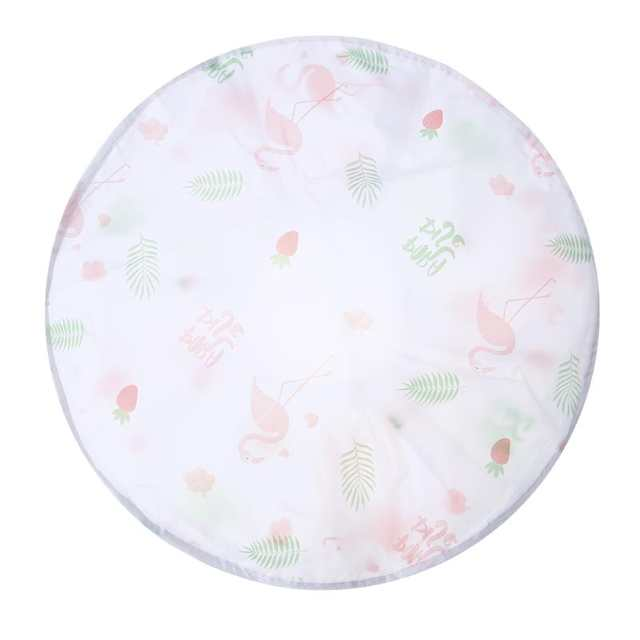 d6b6b302e3a0 US $1.25 30% OFF|Circle Fan Dust Cover Household Protection Cap Dustproof  Round Baby Safety Fan Cover Storage Bag Organizer-in Storage Bags from Home  ...
