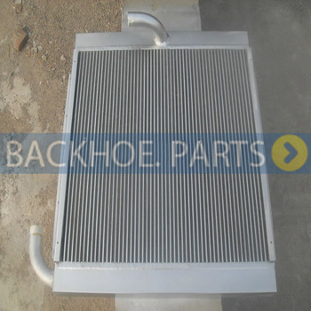 Hydraulic Oil Cooler for Kato Excavator HD700-8