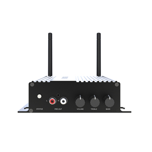 Image 5 - RAKOSO SA100 Mini Home WiFi and Bluetooth HiFi Multiroom Amplifier with Optical in Subwoofer Spotify Airplay Equalizer Free App