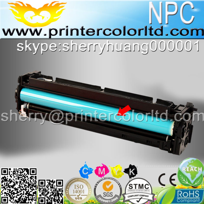 ФОТО CF210A CF211A CF212A CF213A 131A Compatible Color Toner Cartridge For HP LaserJet Pro 200COLOR M251n M251nw M276n M276nw printer