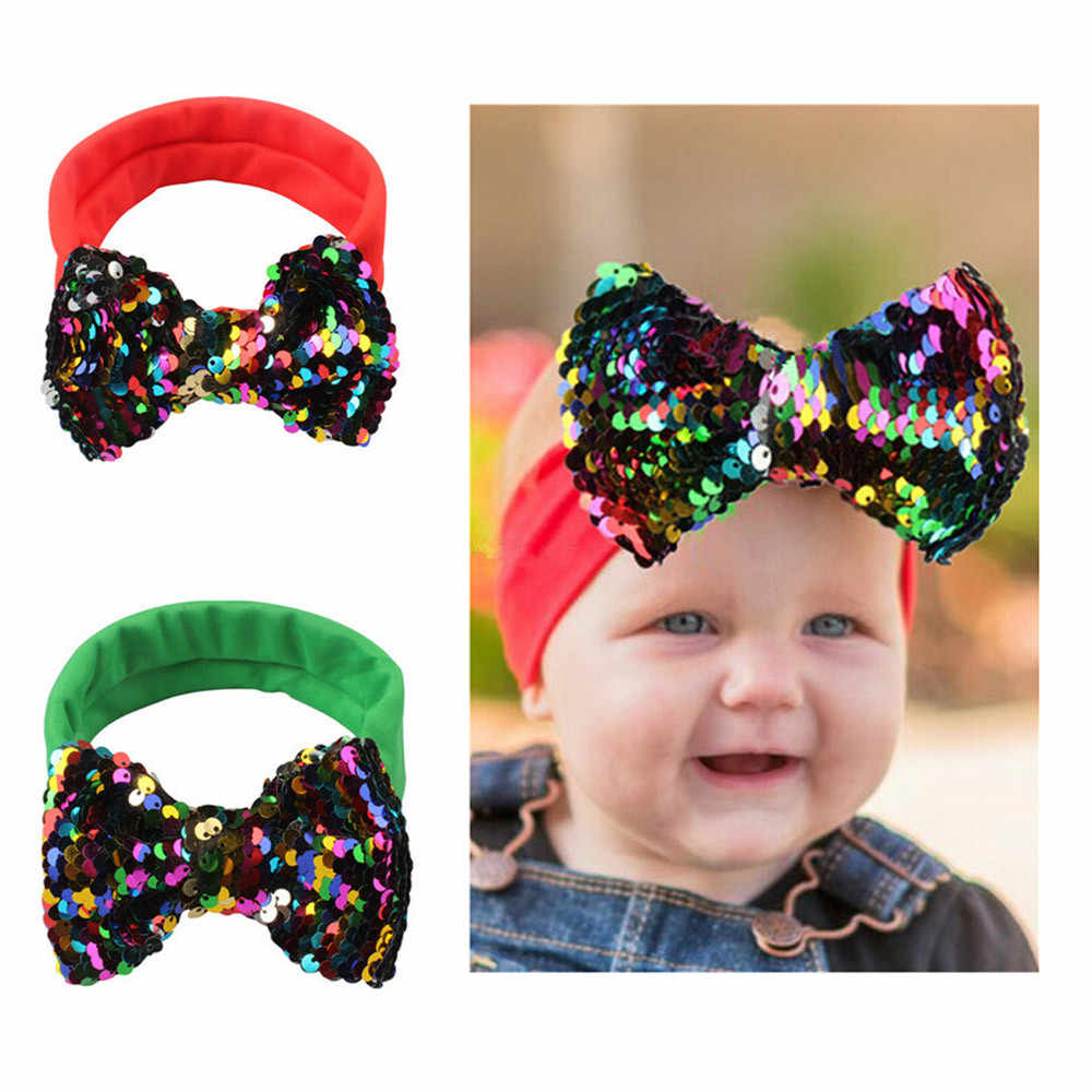 Detail Feedback Questions about Christmas Cute Baby Hairbands ... 86aca34d3998