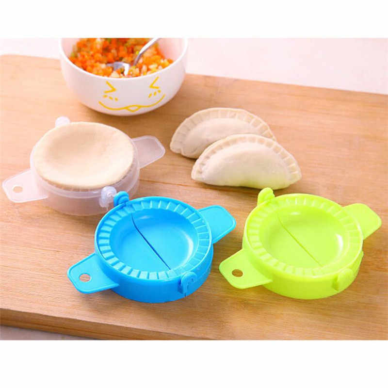 1pc Dumpling Maker Device Easy Dumpling Mold Clips Kitchen Accessories YL