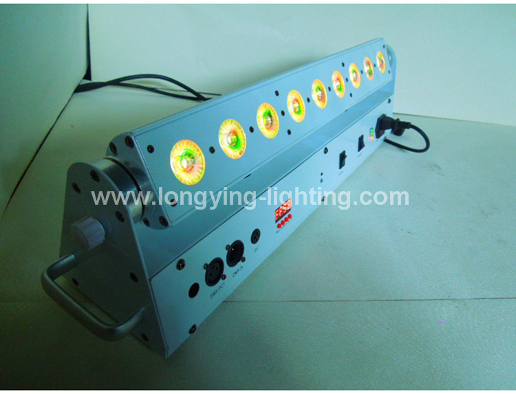 9x18w battery led wall washer light (18)