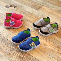 2017 Spring 1 To 8 Years Old Kids Shoes Baby Boys Girls Casual Sports Shoes Fashion