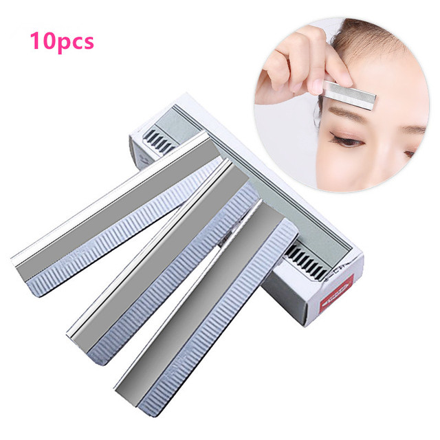 4x Different Microblading Eyebrow permanent tattoo eyebrows Shaper Template Stencil Ruler Definition Permanent Makeup 4