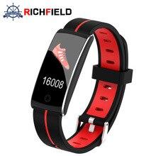 Купить с кэшбэком Fitness Bracelet Blood Pressure Smart Band Heart Rate sleep Remind Fitness Tracker Activity For Men Women Smart watch Wristband