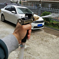 Латунь Шланг Высокого давления водяной пистолет для мойки автомобилей шайба portabe стиральная машина медь водяной пистолет для полива сада
