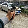 De bronze Da Mangueira de Alta pressão máquina de lavar pistola de água para a lavagem do carro portabe máquina de lavar roupa jardim rega pistola de água de cobre para o carro