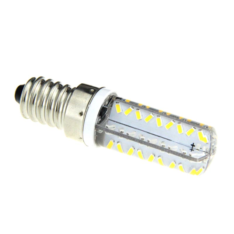 E14 7W 72-3014 LED 800lm 3000K Warm White Highlight Dimmable Light LED bulb E27 lamp LED Lampada LUZ (AC 220V) ( 2pc/lot )
