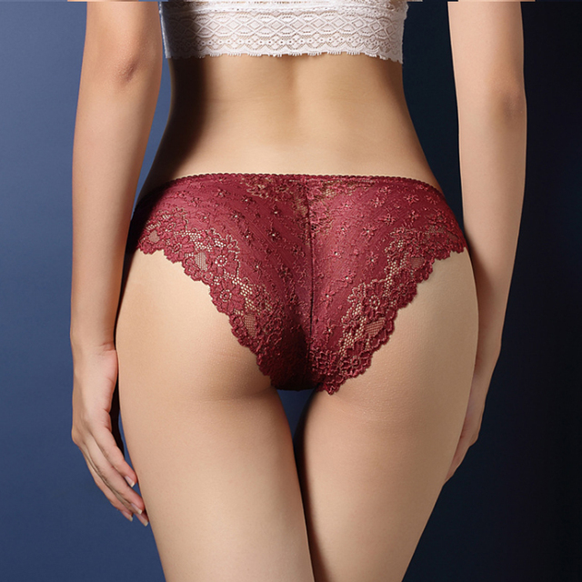 Sexy Passion Butt Lifter Women's Transparent underwear