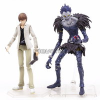 Death Note figma 008 Yagami Light / 009 Ryuk PVC Action Figure Collectible Model Toy