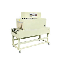 Automatic Heat Shrink Packing Machine Plastic Film Heat Shrinking Package Wrapping Product Packing Machine Box Sealer BS 400