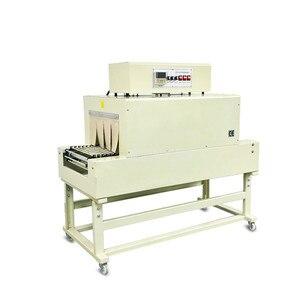 Automatyczna maszyna do pakowania w folię termokurczliwą folia plastikowa opakowanie termokurczliwe opakowanie do pakowania produktu urządzenie do uszczelniania pudeł BS-400