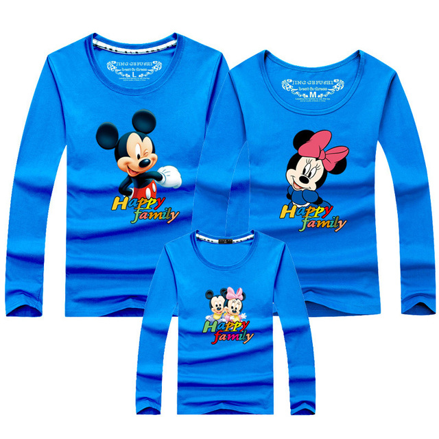Family Clothes Long Sleeve...