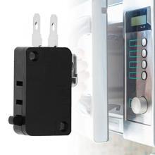Электрический Плита Замена 5E4 раз прочный 125 V/250 V 16A KW3AT-16 микроволновая печь дверный микропереключатель нормально закрытый