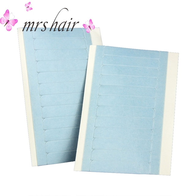 Blue Lace Frontal Tape Adhesives For Tape Hair Extensions