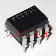10pcs/lot PC923L PC923 IS OLATOR 5KVRMS 1CH TOTEM DIP8 free shipping 10pcs ob2354ap dip8