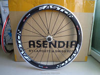 New EC90 Racing 700C 60mm Clincher Rims Road Bicycle Aero 3K Carbon Fibre Bike Wheelsets With