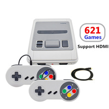 621 Games Childhood Retro Mini Classic TV HDMI 8-bit Home Video Game Console Handheld Player Christmas gift