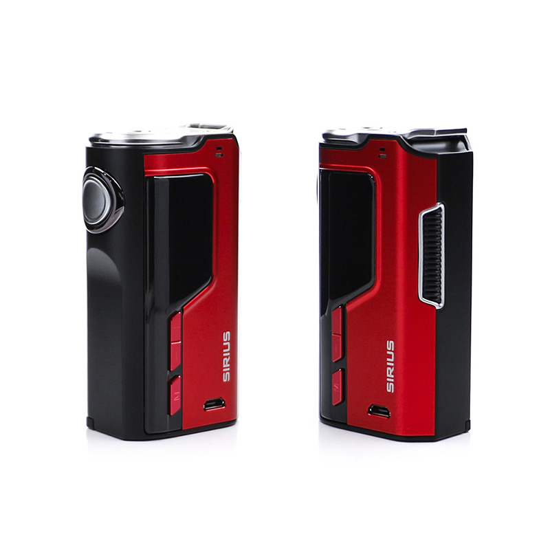 original Lost Vape Modefined Sirius 200W Box Mod electronic cigarett battery PK ijoy diamond fit geekvape ammit siren pharaoh