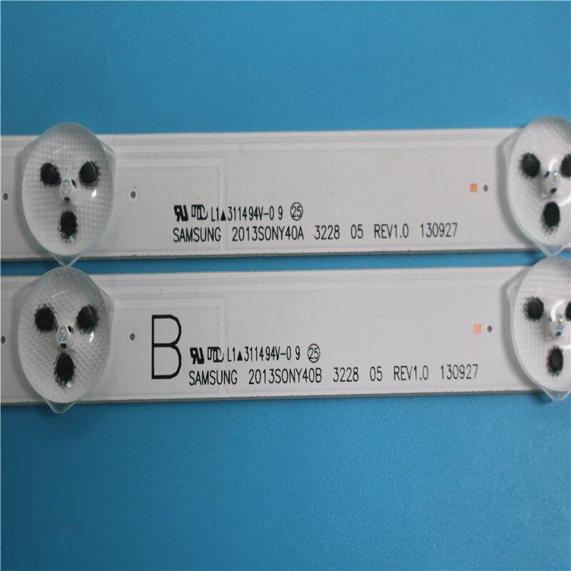 מערכות ניווט GPS 10piece / מגרש LED 05 REV1.0 להדליק SAMSUNG 2013SONY40B 3228 130,927 עבור B טלוויזיה Sony KDL-40R450B 5piece A + 5piece (4)