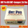 2019 Новые 100% оригинал UMT Pro Box + Мстители 2in1 коробка с 1 взаимный обмен данными между компьютером и периферийными устройствами кабели Бесплатна...