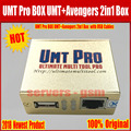 2019 más nuevo 100% Original UMT Pro BOX UMT + vengadores 2in1 caja con 1 cable USB envío gratis
