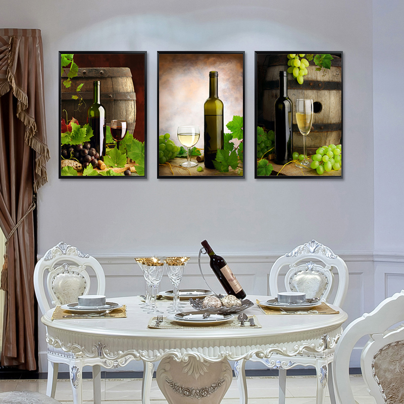 Modern Style Canvas Painting Set
