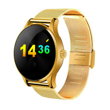 K88Hสมาร์ทนาฬิกา1.22นิ้วIPSหน้าจอรอบสนับสนุนH Eart Rate Monitorบลูทูธs mart w atchมาร์ทโฟน