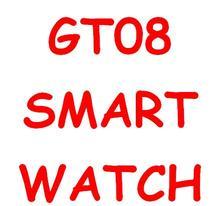 20 stücke GT08 Männer Frauen Armbanduhr Bluetooth Smart Uhr Mit Sim-steckplatz Kamera Smartwatch Für apple iphone Android smartphone 2016
