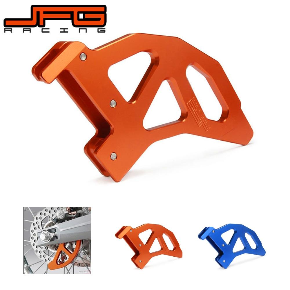 Motorcycle Rear Brake Disc Guard Protector For KTM HUSQVARNA HUSABERG SX EXC XC XCW SXF XCF XCFW MXC TE  FS FX TC FC FE