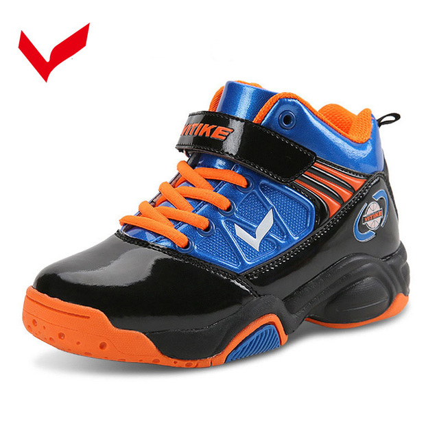 Brand WETIKE Kids Basketball Shoes Boy Girls Students Sports Shoes Boys  Teenagers Children Running Sneakers Footwear Size 31-39 34bd5fb87ab9