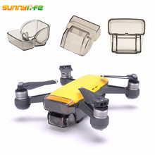 Sunnylife DJI Front 3D Sensor System Screen Protection Cover Scratch-proof Camera Lens Protective Case Cap for DJI SPARK Drone(China)