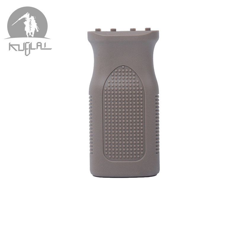 2 Colors Tactical Nylon MVG Rail Vertical Grip Foregrip for 20mm Picatinny Rail System