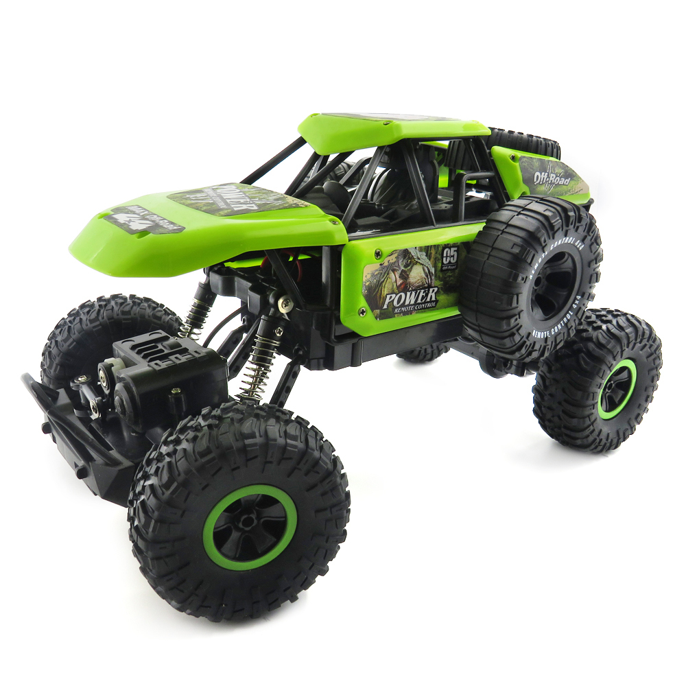 New Hot Flytec SL-135A Remote Control RC Car 2.4GHz Suspension Spring Off Road Vehicle RC Crawler Car Cool Toy Gift For Children