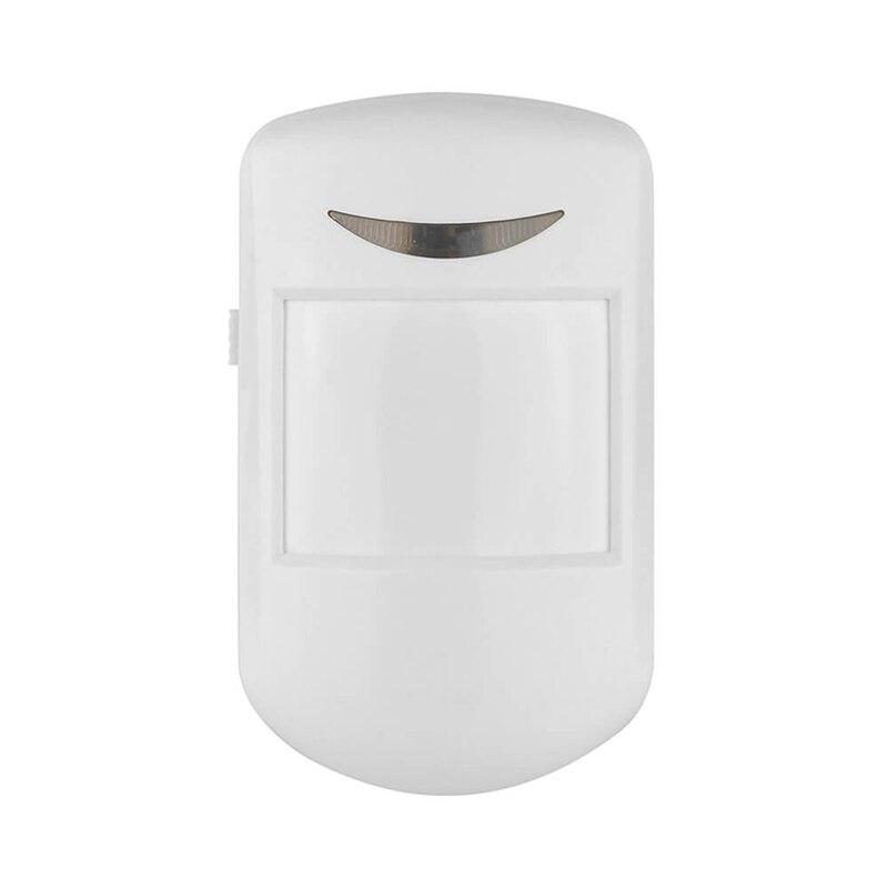 FORECUM 433Mhz Wireless Intelligent PIR Motion Sensor Burglar Alarm Home Security  Alarm System Infrared Detector Free Shipping