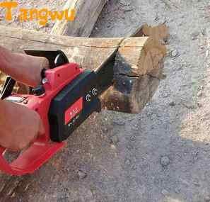 Gergaji Listrik Gratis Pengiriman Logging. Rumah Tangga Daya Tinggi Multifungsi Otomatis Plug-In Listrik Tukang Kayu. Electric Chain SA