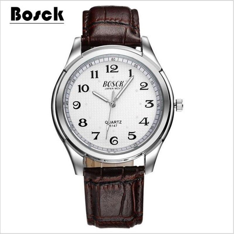 купить Ultra-thin watch men's tide quartz watch men's watch student simple couple men's watch waterproof fashion new по цене 2931.32 рублей