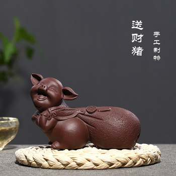 agent wholesale hand-made pig wholesale wholesale trumpet manufacturers, a piece of goods shipped in the rain sand