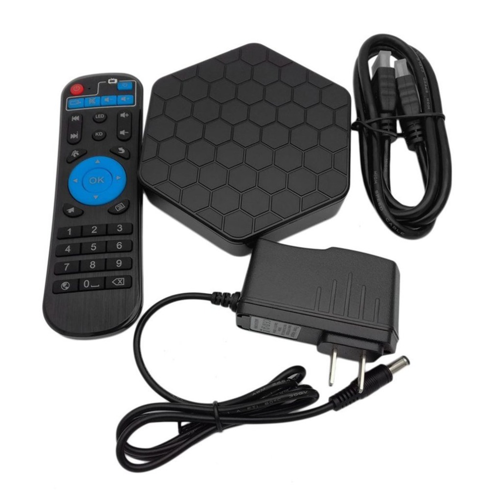Small Size T95Z Plus Smart TV Box Amlogic S912 Qcta-core 3+32GB Dual WIFI Band Smart Media TV Player Set-Top Box For Android цена
