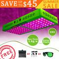 Mars Hydro Reflector 600 W LED Grow Light Full Spectrum IR voor Indoor Planten Kas Hydrocultuur Indoor Zaaien en Bloei
